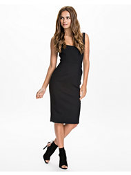 French Connection Classic Edie Strech S/LSS Dress