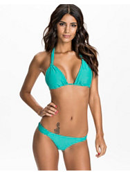 Wonderland Halter Top Bikini Set