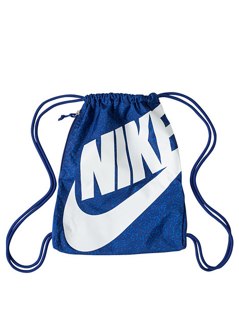 Back Womens-fashion Accessories Bags Nike Heritage gymsack