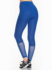 Tights, Mesh Down Tights, NLY SPORT - NELLY.COM
