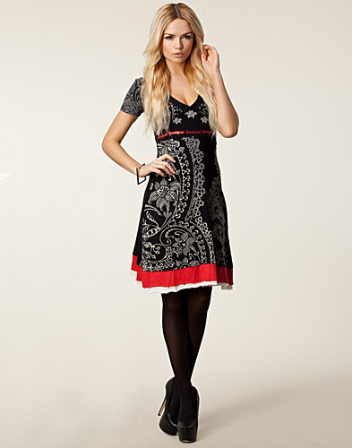 DRESSES - DESIGUAL / NOAH DRESS - NELLY.COM