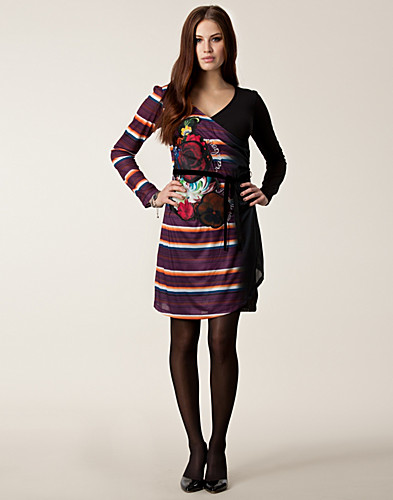 DRESSES - DESIGUAL / CALEF DRESS - NELLY.COM