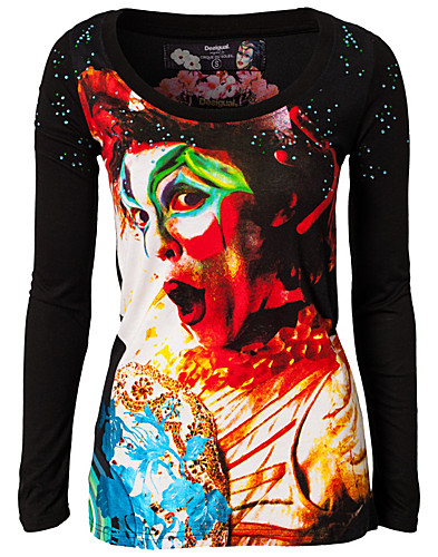 TOPS - DESIGUAL / NORU T-SHIRT - NELLY.COM