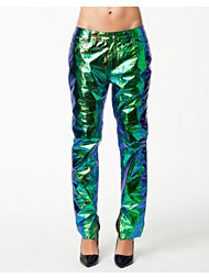 Fanny Lyckman For Estradeur Holographic Pants