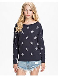Denim & Supply Ralph Lauren Boyfriend Vintage Star Sweat