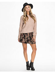 Denim & Supply Ralph Lauren Ruched Mini Skirt