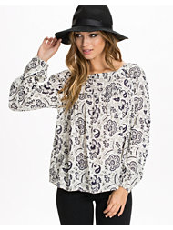 Denim & Supply Ralph Lauren Boho Crinkle Long Sleeve