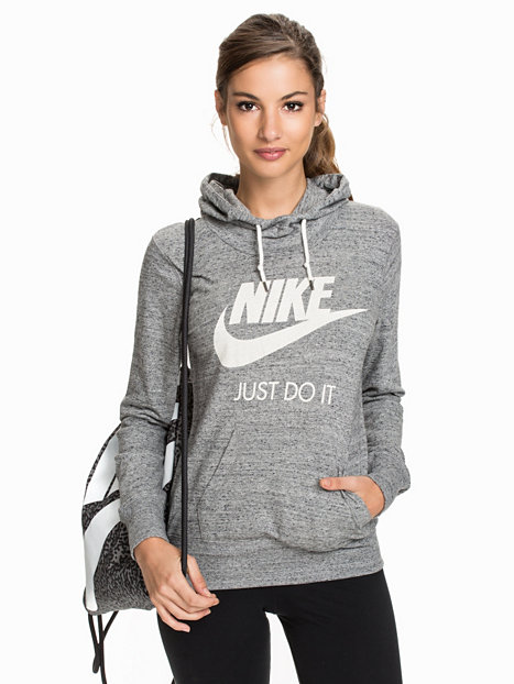 nike gym vintage hoody nike carbon pullover kleidung damen mode online. Black Bedroom Furniture Sets. Home Design Ideas