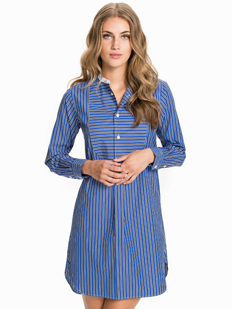 mia ls casual dress ralph lauren polo ww cobalt dresses clothing women uk. Black Bedroom Furniture Sets. Home Design Ideas