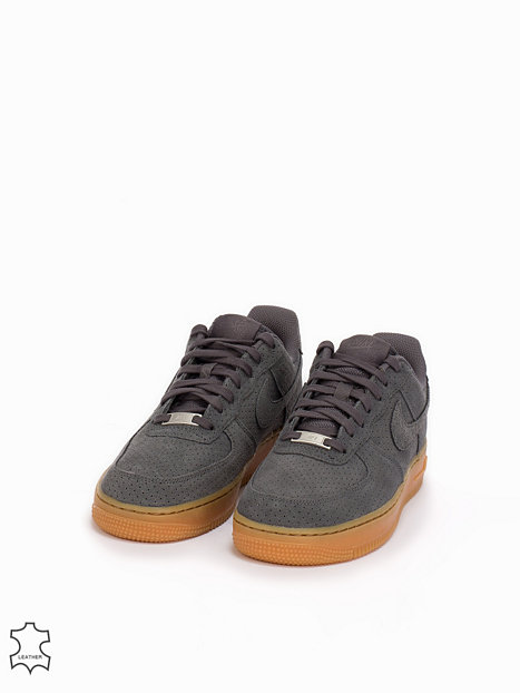 nike air force one suede grise. Black Bedroom Furniture Sets. Home Design Ideas