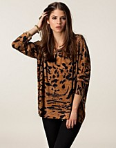ANIMALIA PRINTED JUMPER