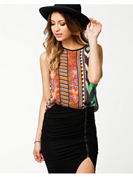 One Teaspoon Aztec Hank Tank