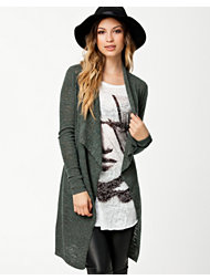 American Vintage Long Knitted Cardigan