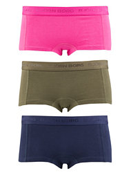 Björn Borg 3-Pack Basic Seasonal Solids Mini Shorts