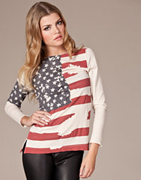 Hunky Dory - Stars & Stripes Basic T