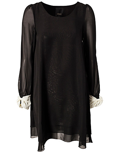 KLÄNNINGAR - ICHI / ADIS DRESS - NELLY.COM