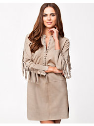 Hunkydory Cordoba Suede Dress