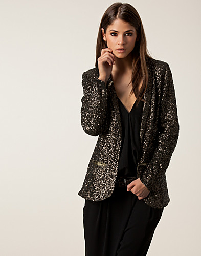 JACKETS AND COATS - GESTUZ / BAND JACKET - NELLY.COM