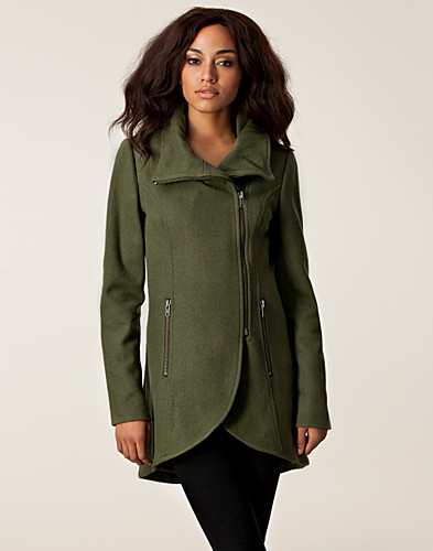 JACKETS AND COATS - GESTUZ / RAFE JACKET - NELLY.COM