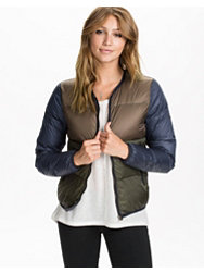 Boomerang Andrea Block Down Jacket