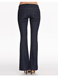 J Brand Low-Rise Bell Bottom