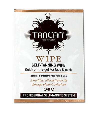 BODY CARE - TAN CAN / TAN CAN WIPES - NELLY.COM