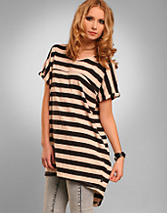 Resteröds - Kerstin Striped T-shirt