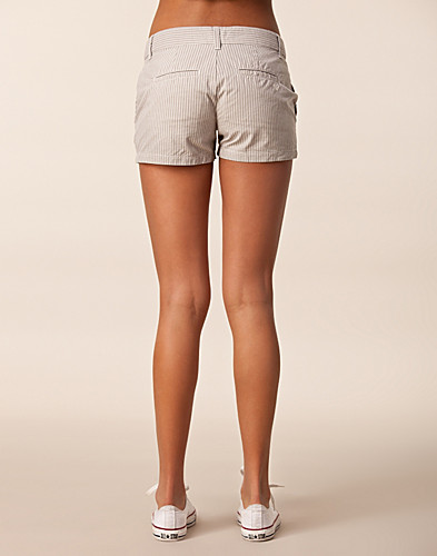 TROUSERS & SHORTS - ROXY / MOANA STRIPE SHORTS - NELLY.COM