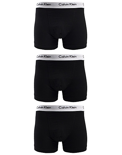 KALSONGER - CALVIN KLEIN / COTTON STRETCH 3 TRUNKS - NELLY.COM