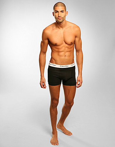 BRIEFS/BOXERS - CALVIN KLEIN / COTTON STRETCH 3 TRUNKS - NELLY.COM