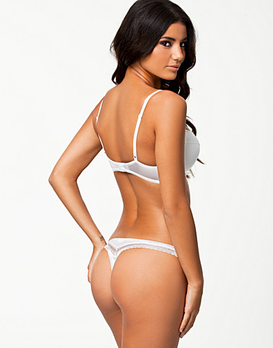 HELE SETT - CALVIN KLEIN / PF S PUSH UP THONG SET - NELLY.COM