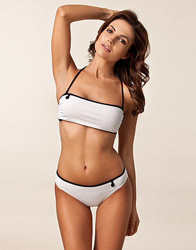 COMPLETE SETS - CALVIN KLEIN / CK ONE SOLID BANDEAU SET - NELLY.COM