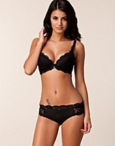 CK BLACK PUSH UP HIP SET