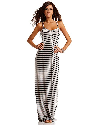 STRANDPLAGG - VITAMIN A SILVER / ERICA DRESS - NELLY.COM