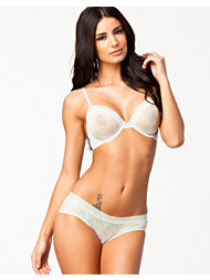 Calvin Klein Icon With Lace Underwire Hipster Set
