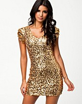 JARNA SEQUINS DRESS