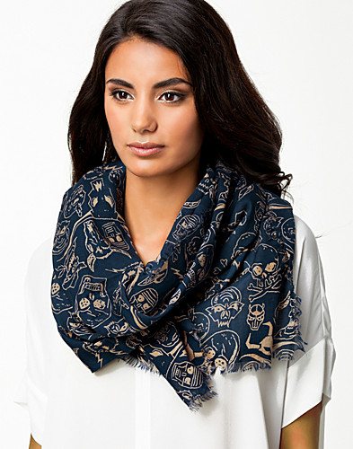 ACCESSORIES MISCELLANEOUS - FRIIS & COMPANY / ALABAMA SCARF - NELLY.COM