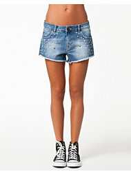 Awear Jewel Studded Shorts