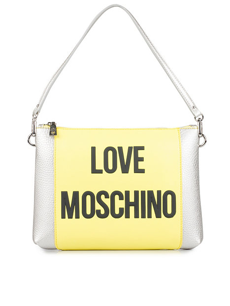 jc4281pp0k love moschino gelb taschen accessoires damen mode online. Black Bedroom Furniture Sets. Home Design Ideas