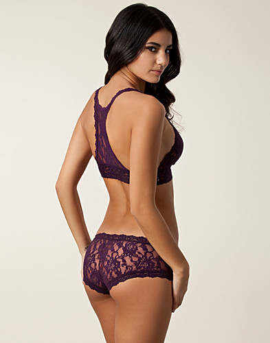 HELA SET - HANKY PANKY / LACE BRALETTE SHORT SET - NELLY.COM