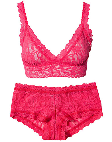 HELA SET - HANKY PANKY / SIGNATURE BRALETT BOY SET - NELLY.COM