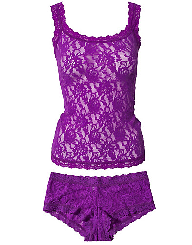 COMPLETE SETS - HANKY PANKY / UNLINED CAMI SHORT SET - NELLY.COM