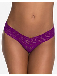 Hanky Panky Low Rise Lace Thong