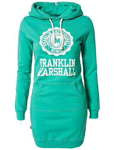 JUMPERS & CARDIGANS - FRANKLIN & MARSHALL / TIVOLI DRESS - NELLY.COM