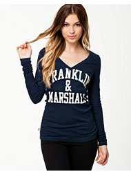 Franklin & Marshall TSHIRTS WOMAN