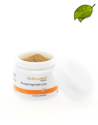 FACIAL CARE - DR.HAUSCHKA / CLEANSING MASK CLAY - NELLY.COM