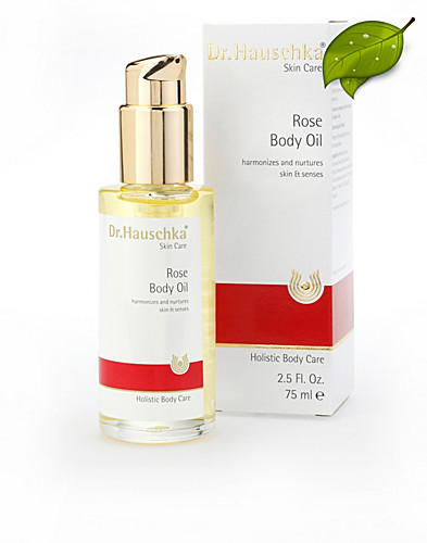 BODY CARE - DR.HAUSCHKA / BODY OIL ROSE - NELLY.COM