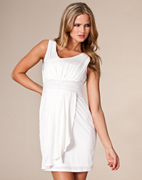 Aura Boutique - Adine Draped Dress