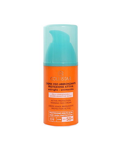 SUN CARE & TANNING - COLLISTAR / HYPER SENSITIVE FACE CREAM SPF50 - NELLY.COM