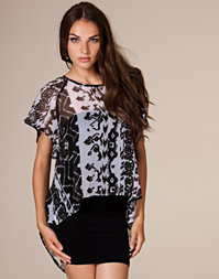 Band of Gypsies - Inka Chiffon Tee
